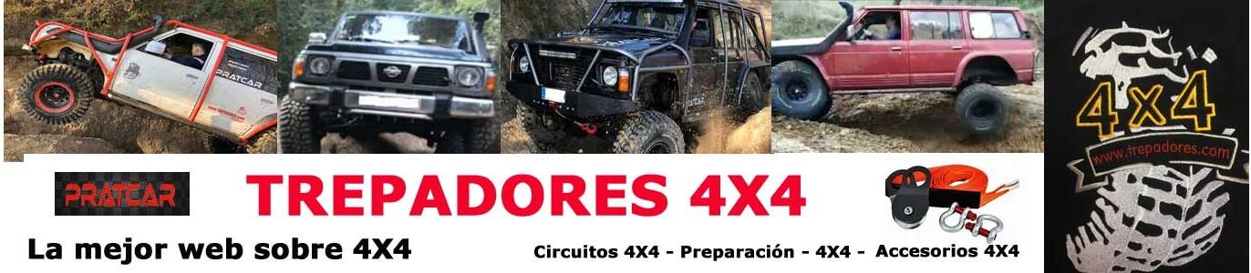 Trepadores 4X4