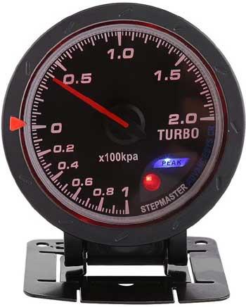 Reloj Presión Turbo